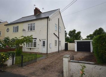 Thumbnail Semi-detached house for sale in Canal Side West, Newport