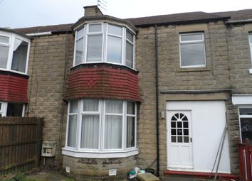 3 bed terraced house for sale in Welbeck Terrace, Ashington NE63