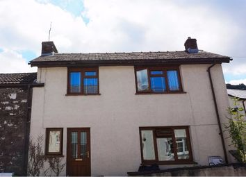 Thumbnail 2 bed terraced house for sale in Main Road, Abergavenny