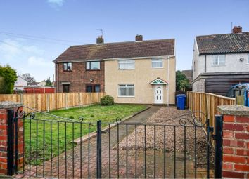 Thumbnail 3 bedroom semi-detached house for sale in The Oval, Dunscroft, Doncaster
