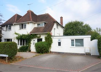 3 bed semi-detached house for sale in Browning Street, Narborough, Leicester LE19