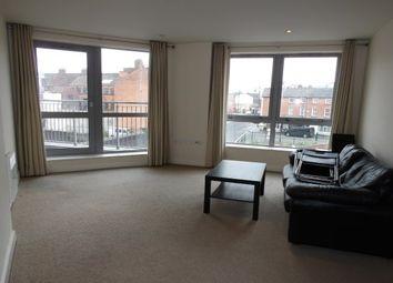 Thumbnail 2 bedroom flat to rent in Hall Street, Birmingham