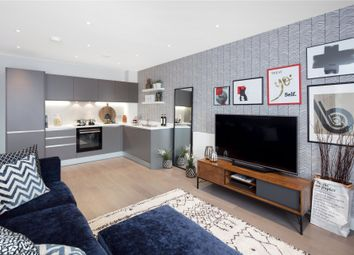 Thumbnail 1 bed property for sale in Chamberlayne Road, London