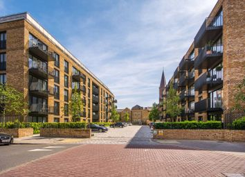 Thumbnail 1 bedroom flat for sale in Cobalt Place, Battersea Square