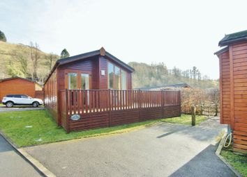 Thumbnail 2 bed mobile/park home for sale in Patterdale Road, Windermere