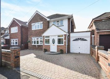 Thumbnail 3 bed detached house for sale in Bibby Close, Corringham, Stanford-Le-Hope