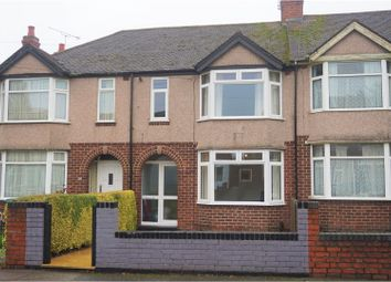Thumbnail 3 bedroom terraced house for sale in Mulberry Road, Coventry