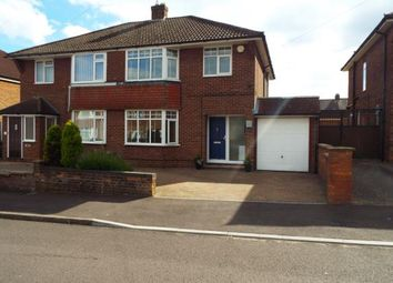 Thumbnail 3 bed semi-detached house for sale in Silecroft Road, Luton, Bedfordshire, England
