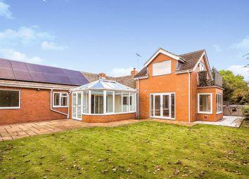 Thumbnail 5 bed detached house for sale in Fishpond Lane, Egginton, Derby