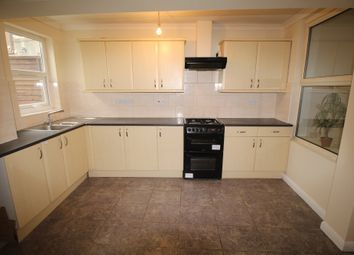 Thumbnail 3 bed end terrace house to rent in All Saints Road, Northfleet, Gravesend