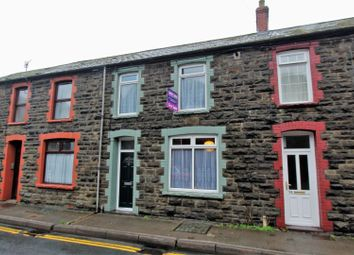 Thumbnail 2 bed terraced house for sale in Tonna Road, Maesteg