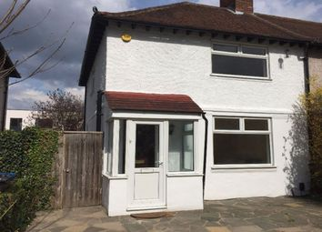 Thumbnail 4 bed semi-detached house to rent in Kingston Road, Norbiton, Kingston Upon Thames