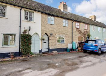 Thumbnail 1 bed cottage for sale in Church Lane, Great Paxton, St. Neots