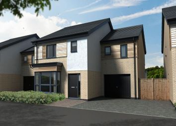 Thumbnail 4 bedroom detached house for sale in Eaton Close.Eaton Ford, St Neots, Cambs