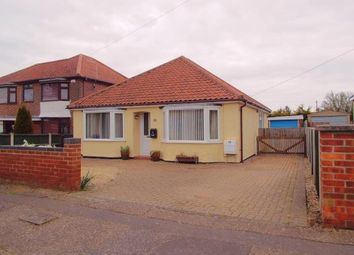 Thumbnail 4 bed bungalow for sale in Sprowston, Norwich, Norfolk
