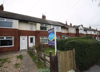 Thumbnail 2 bed terraced house to rent in Wold Road, West Hull