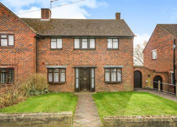 Thumbnail 3 bedroom semi-detached house for sale in Manning Road, Orpington, ., Kent