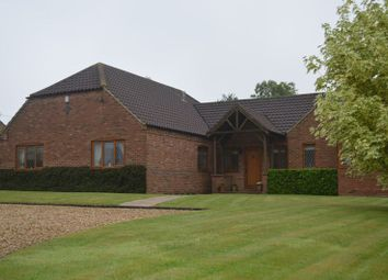 Thumbnail 4 bedroom detached bungalow for sale in The Brambles, Cherry Willingham, Lincoln