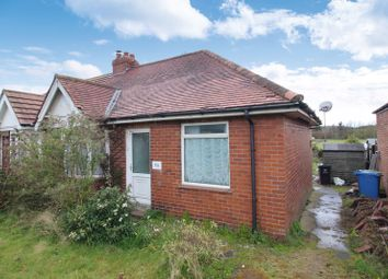 Thumbnail 2 bed semi-detached bungalow for sale in Mill Lane, Cayton Bay, Scarborough