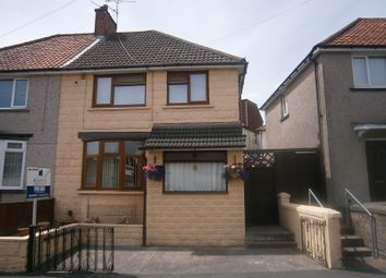 Thumbnail 3 bed semi-detached house to rent in Gaer Park Drive, Newport, Gwent.