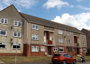 Thumbnail 2 bed flat for sale in Busbiehill Place, Kilmarnock