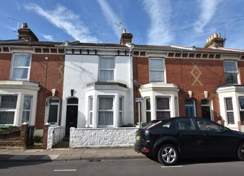 Thumbnail 3 bed terraced house for sale in Darlington Road, Southsea, Hampshire