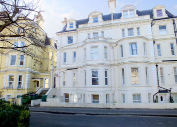 Thumbnail 3 bed flat for sale in Augusta Gardens, Folkestone