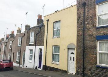 Thumbnail 2 bedroom terraced house for sale in 17 Alexandra Road, Ramsgate, Kent
