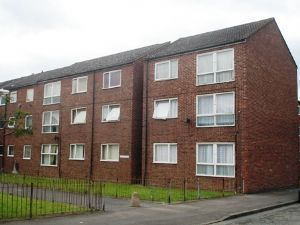 Thumbnail 2 bed flat to rent in Morse Close, London
