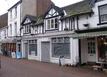 Thumbnail Retail premises to let in 50/52 Chestergate, Macclesfield
