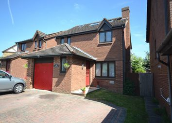 Thumbnail 4 bedroom detached house for sale in Holyrood, Great Holm, Milton Keynes, Buckinghamshire