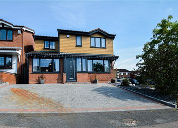 Thumbnail 4 bed detached house for sale in Slingsby, Dosthill, Tamworth, Staffordshire