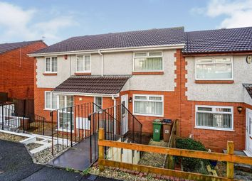 Thumbnail 2 bed terraced house for sale in Coombe Way, Plymouth