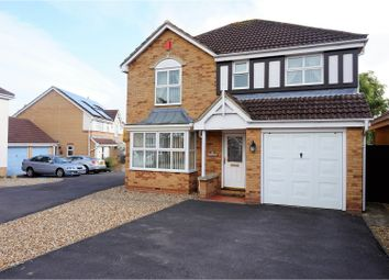 Thumbnail 4 bed detached house for sale in Manor Park, Pawlett
