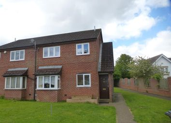 Thumbnail 2 bed flat for sale in Guillemot Lane, Wellingborough