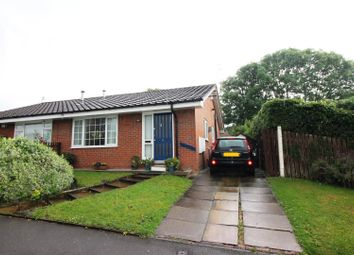 Thumbnail 2 bedroom semi-detached bungalow for sale in Laburnum Road, Urmston, Manchester