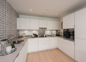 Thumbnail 3 bed flat for sale in Morello, Cherry Orchard Road, Croydon, Surrey