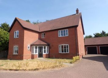 Thumbnail 4 bed detached house for sale in Aylsham, Norwich, Norfolk