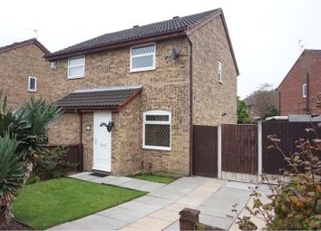 Thumbnail 2 bed semi-detached house for sale in Beattock Close, Kirkby