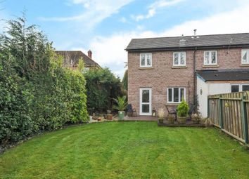 Thumbnail 2 bed end terrace house for sale in Hay On Wye, Hereford