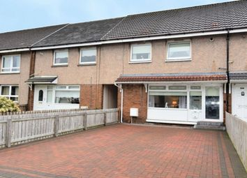 Thumbnail 3 bed terraced house for sale in Huntly Avenue, Bellshill