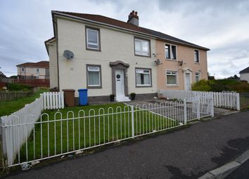 Thumbnail 2 bed flat for sale in Ladyford Avenue, Kilwinning