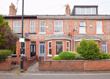 Thumbnail 2 bed terraced house to rent in Mayors Road, Altrincham