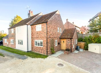Thumbnail 3 bed semi-detached house for sale in South Hills, Brill, Aylesbury