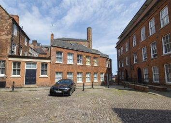 Thumbnail 4 bedroom town house for sale in Commerce Square, Nottingham