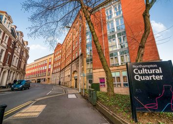 Thumbnail 2 bedroom flat for sale in Guildhall Road, Northampton