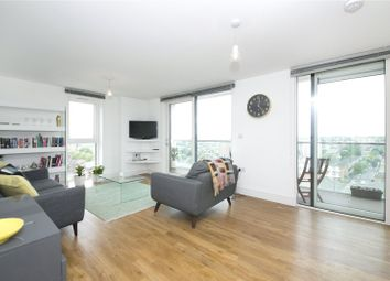 Thumbnail 2 bed flat for sale in Sledge Tower, Dalston Sq
