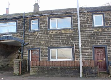Thumbnail 2 bed terraced house for sale in Sunny Dale, Denholme, Bradford, West Yorkshire
