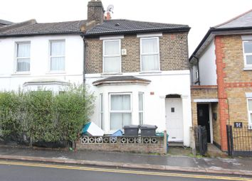Thumbnail 2 bed terraced house for sale in Manor Road, London