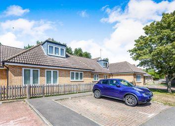 Thumbnail 2 bed flat for sale in Waterside Close, Bewbush, Crawley